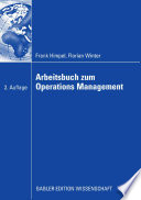 Arbeitsbuch zum Operations Management