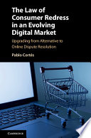 The Law of Consumer Redress in an Evolving Digital Market Book