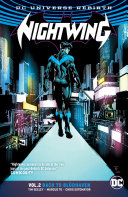 Nightwing Vol  2  Back to Bludhaven
