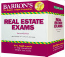 Barron S Real Estate Exam Flash Cards