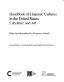 Handbook Of Hispanic Cultures In The United States Literature And Art