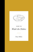 How to Wash the Dishes Pdf/ePub eBook