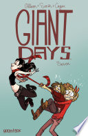 Giant Days  7 Book