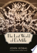 Free The Lost World of DeMille Book