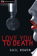 Love You to Death Book