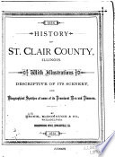 History of St. Clair County, Illinois