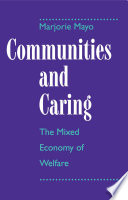 Communities And Caring