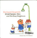 Richard Scarry s Postman Pig and His Busy Neighbors