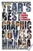 The Year's Best Graphic Novels, Comics & Manga