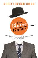 The Blame Game ebook