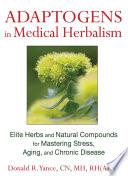Adaptogens in Medical Herbalism Book
