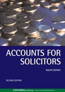 Accounts for Solicitors