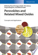 Perovskites and Related Mixed Oxides