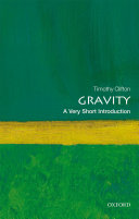 Pdf Gravity: A Very Short Introduction Telecharger