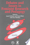 Debates And Issues In Feminist Research And Pedagogy