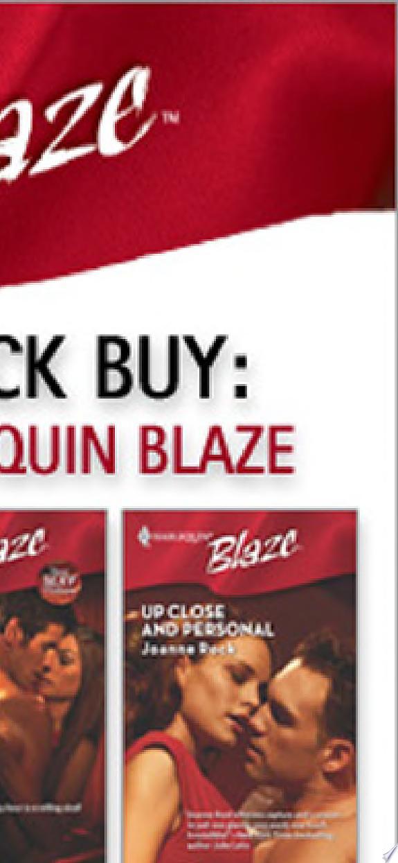 One-Click Buy: May Harlequin Blaze