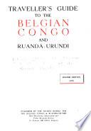 Traveller's Guide to the Belgian Congo and Ruanda-Urundi