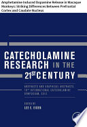 Catecholamine Research in the 21st Century