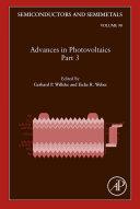 Advances in Photovoltaics: Part 3