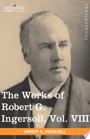 The Works of Robert G. Ingersoll banner backdrop