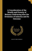 CONSIDERATION OF THE WEALTH