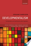 Developmentalism Book PDF