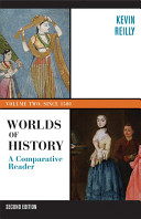 Cover of Worlds of History: Since 1400