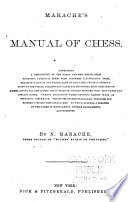 Marache S Manual Of Chess