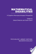 Mathematical Disabilities
