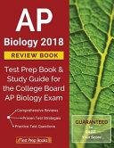 AP Biology 2018 Review Book