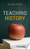 Teaching History Book