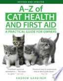 A–Z of Cat Health and First Aid