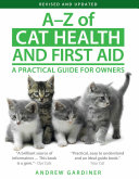A Z Of Cat Health And First Aid