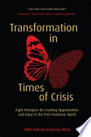 Transformation in Times of Crisis Book