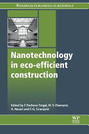 Nanotechnology in Eco Efficient Construction  Materials  Processes and Applications