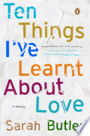 Ten Things I Ve Learnt About Love Book