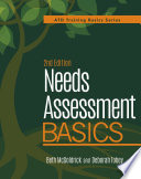 Needs Assessment Basics  2nd Edition