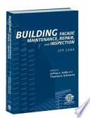 Read Online Building Facade Maintenance, Repair, and Inspection For Free