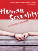 Human Sexuality in a World of Diversity  Fifth Canadian Edition  Loose Leaf Version