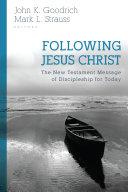 Following Jesus Christ