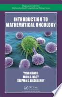 Introduction to Mathematical Oncology