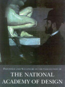 Paintings and Sculpture in the Collection of the National Academy of Design  1826 1925