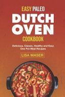 Easy Paleo Dutch Oven Cookbook Book PDF