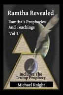Ramtha Revealed Vol 3 Book