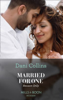 Married For One Reason Only  Mills   Boon Modern   The Secret Sisters  Book 1