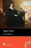 Macmillan Readers Agnes Grey Upper-Intermediate Reader Without CD