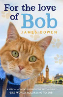 For the Love of Bob Book
