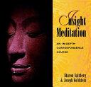 Insight Meditation Book