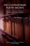 Contemporary Poetry Archive
