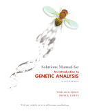 Solutions Manual for An Introduction to Genetic Analysis, Seventh Edition